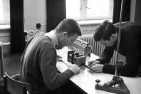 Klaus-Harms-Schule - Physikunterricht  (1968)