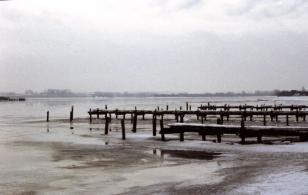 Tauwetter - Foto: Fritz Reinhardt (04.03.1979)