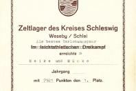 """Weseby - """"Verlobungsurkunde"""" (1968)"""