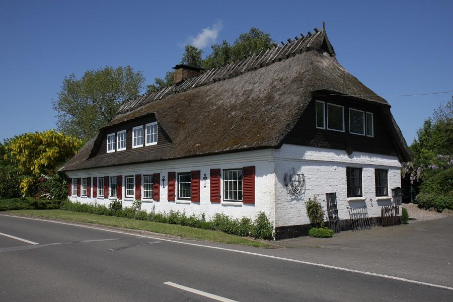 Winnemark - Wohnhaus des Schmiedes Seiler - Foto: Holger Petersen