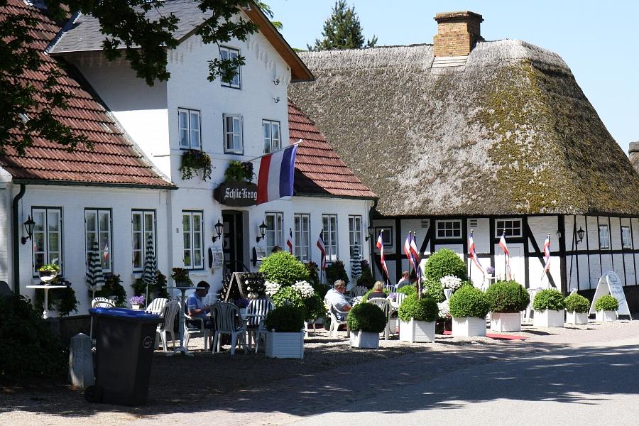 Sieseby - Schlie Krog - Foto: Holger Petersen (25.05.2009)