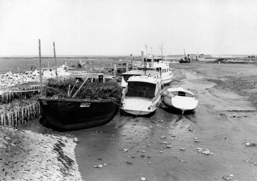 Hallig Hooge - Pfingsten 1968