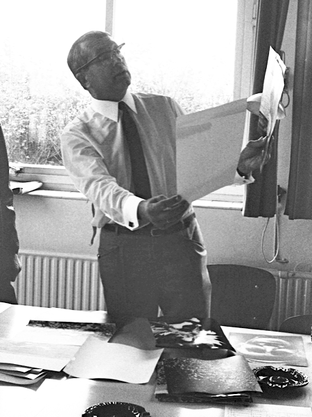 Scheersberg - Foto-AG - September 1968