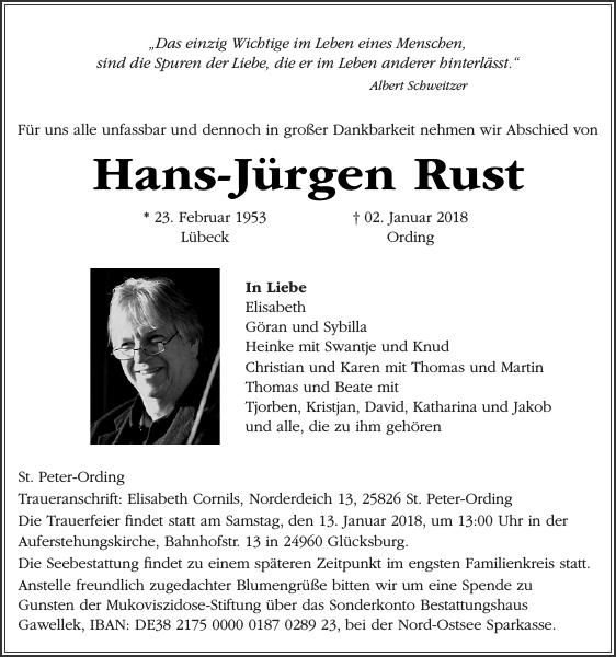 Hans-Jürgen Rust