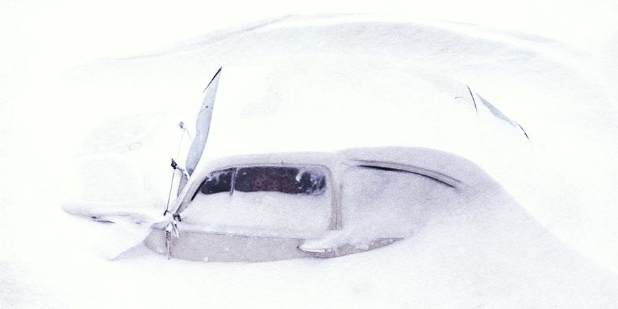 Herbie im Schnee (Winter 1978/79)