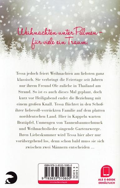Buch-Cover: Hasen feiern kein Weihnachten