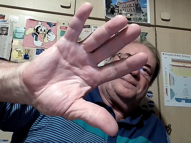 amin's right hand (April 2021)