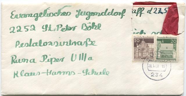 Brief 1968