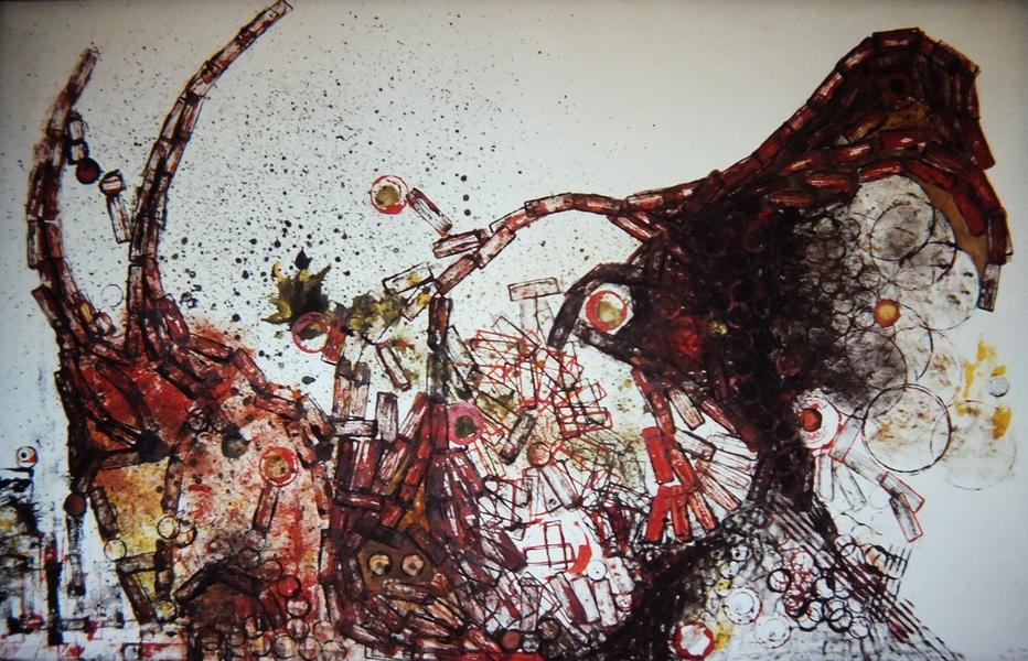 Gemälde - Achim Gutzeit (1970)