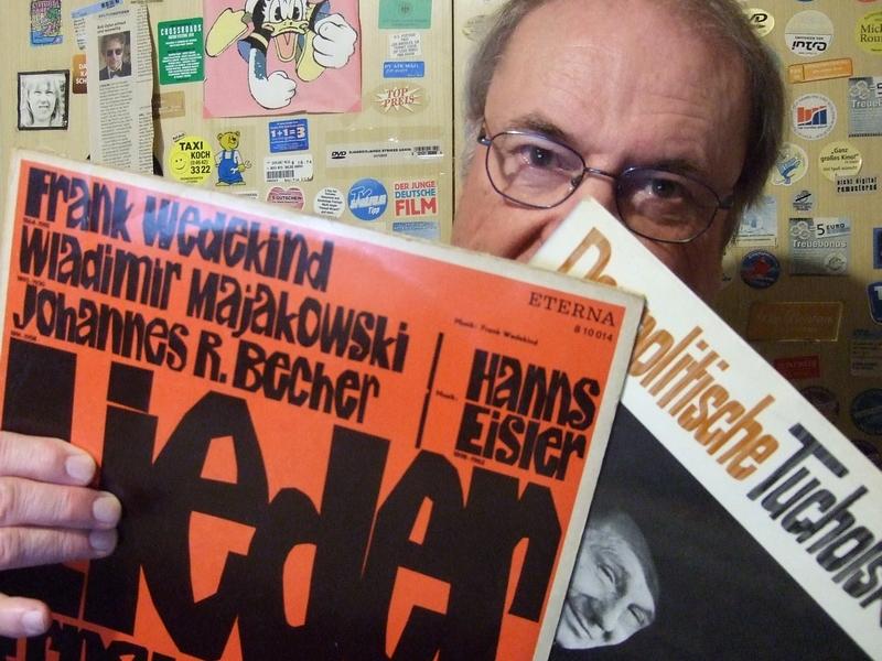 Ernst Busch LPs - 1965 & 1967