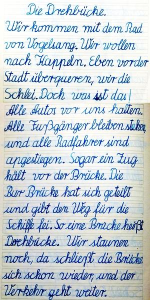 """Dietrich von Horn:  """"Die Drehbücke"""" (1953)"""
