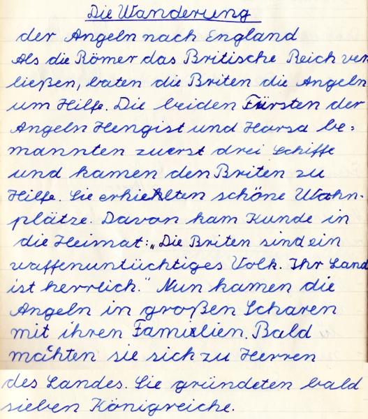 Heimatkundebuch 1958/59