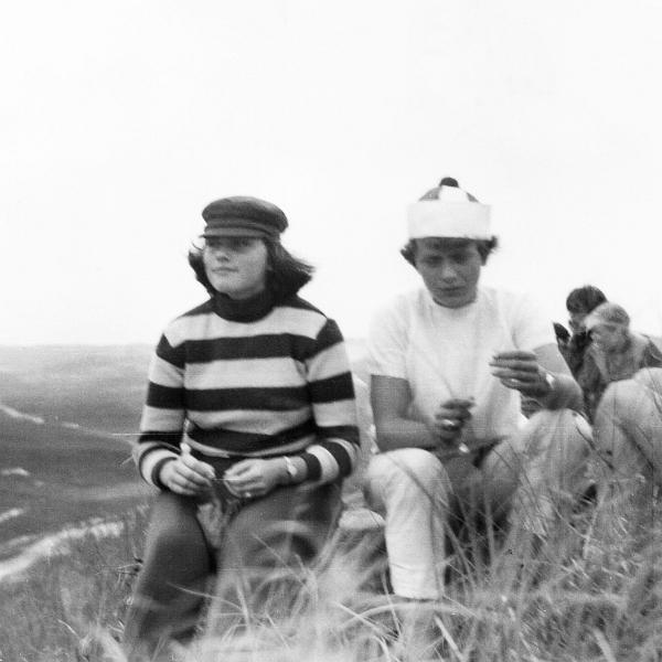Klassenfahrt nach Rantum 1964