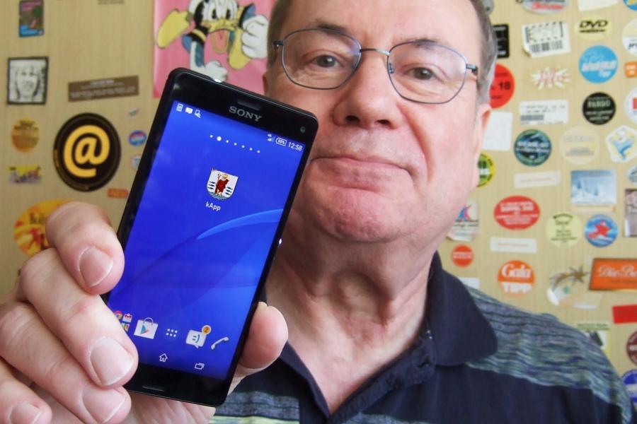 """""""kApp"""" für's Smartphone"""