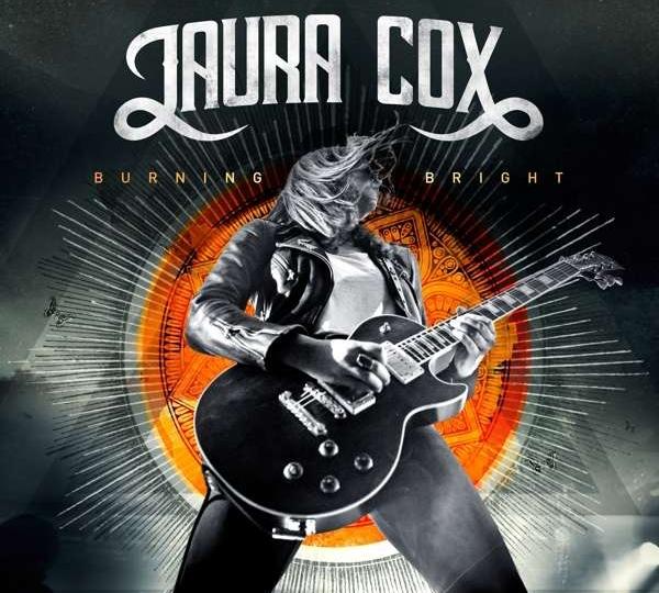 Laura Cox - Burning Bright (2019)