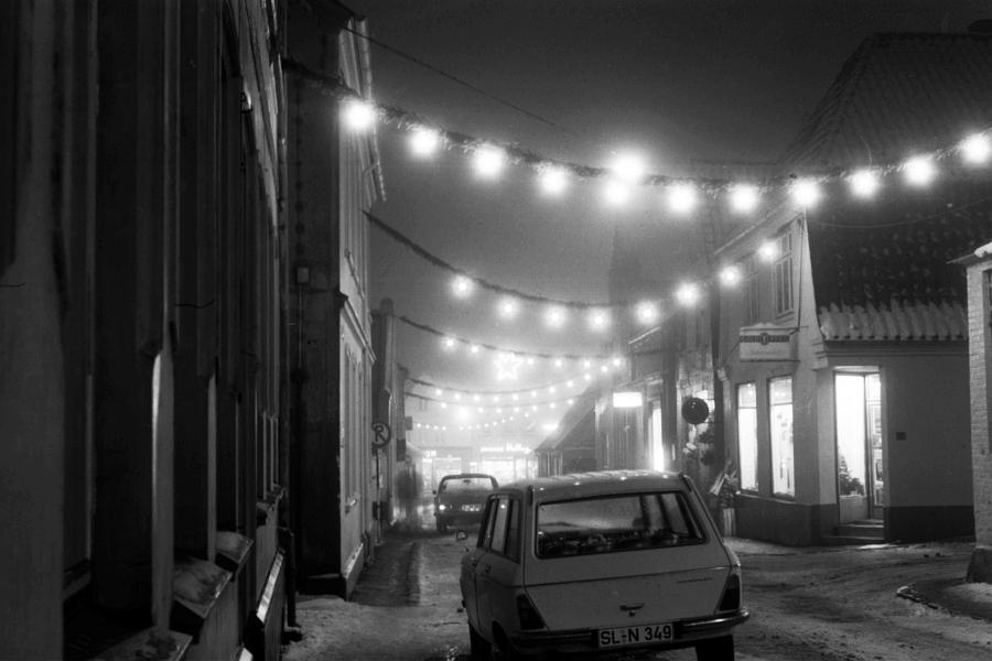 Kappeln - Querstraße - Foto: Manfred Rakoschek (12/1967)