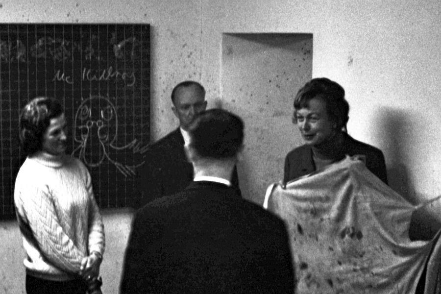 Gerda Schmidt-Panknin - Foto: Manfred Rakoschek (1968)