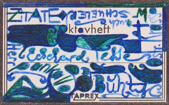 KHS-Zitateheft von Eckehard Tebbe