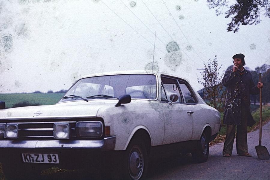 Opel Rekord C - 1978