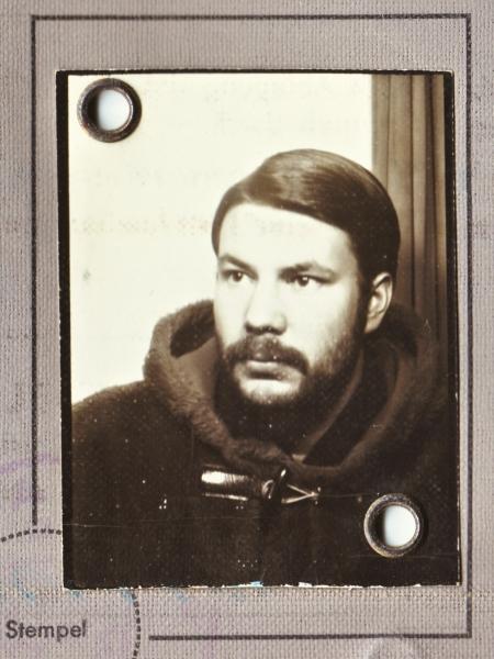 Passfoto - admin 1971
