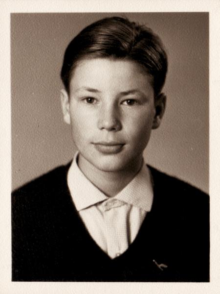 Passfoto - admin 1963