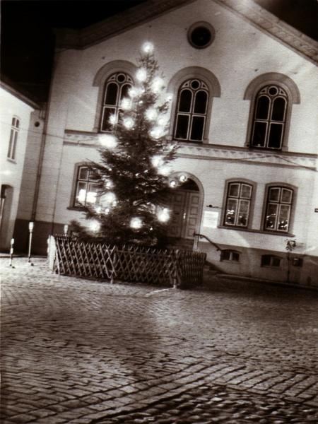 Rathausmarkt (Foto-AG der Realschule 1967)