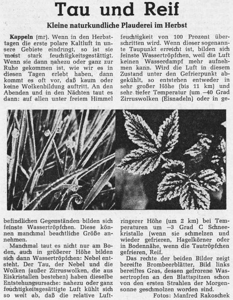 Schlei-Bote - Anfang November 1967