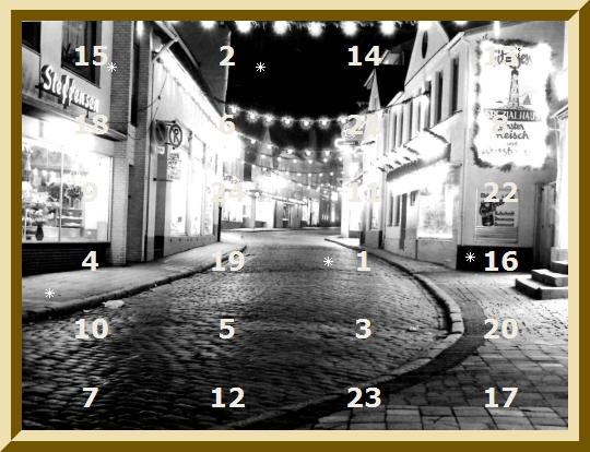 Adventskalender 2012