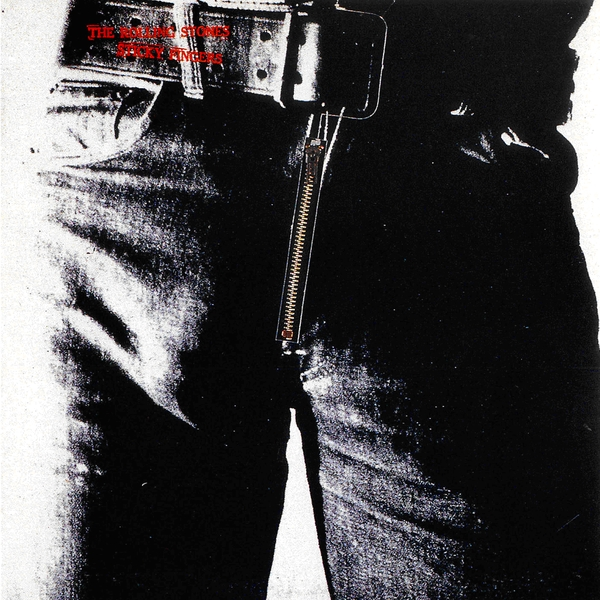 LP-Cover - Rolling Sones - Sticky Fingers