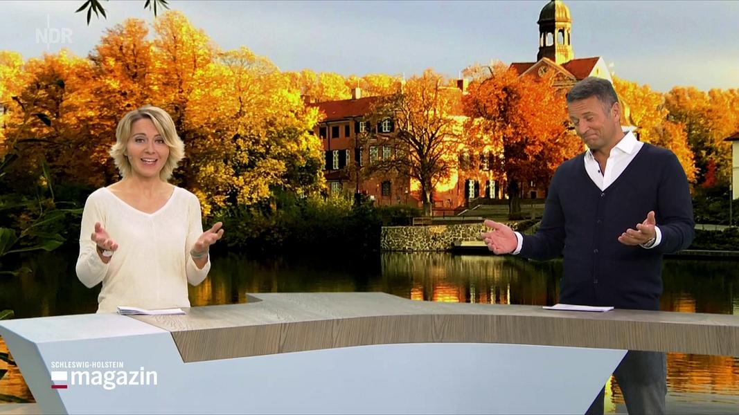 Schleswig-Holstein-Magazin vom 24. Oktober 2020 - Hintergrundfoto: Regina von Horn