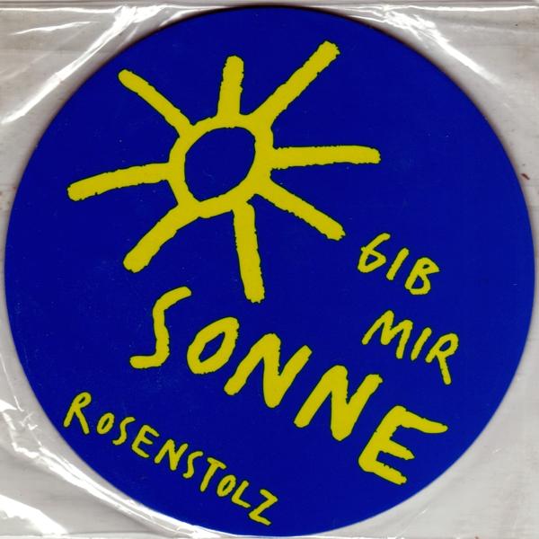 Rosenstolz - Gib mir Sonne (2008)
