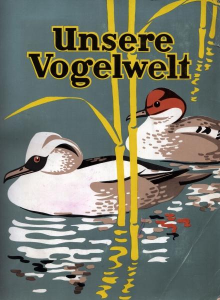 Unsere Vogelwelt (Stockmann 1956)