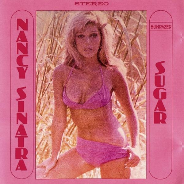 LP-Cover - Nancy Sinatra - Sugar