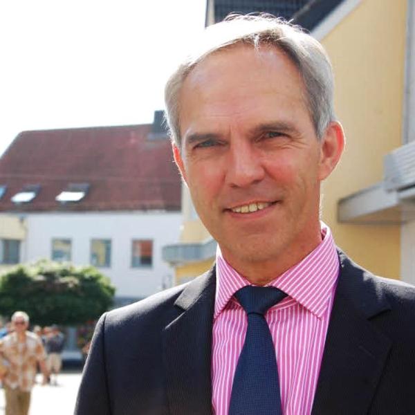Bürgermeister Heiko Traulsen (2021)