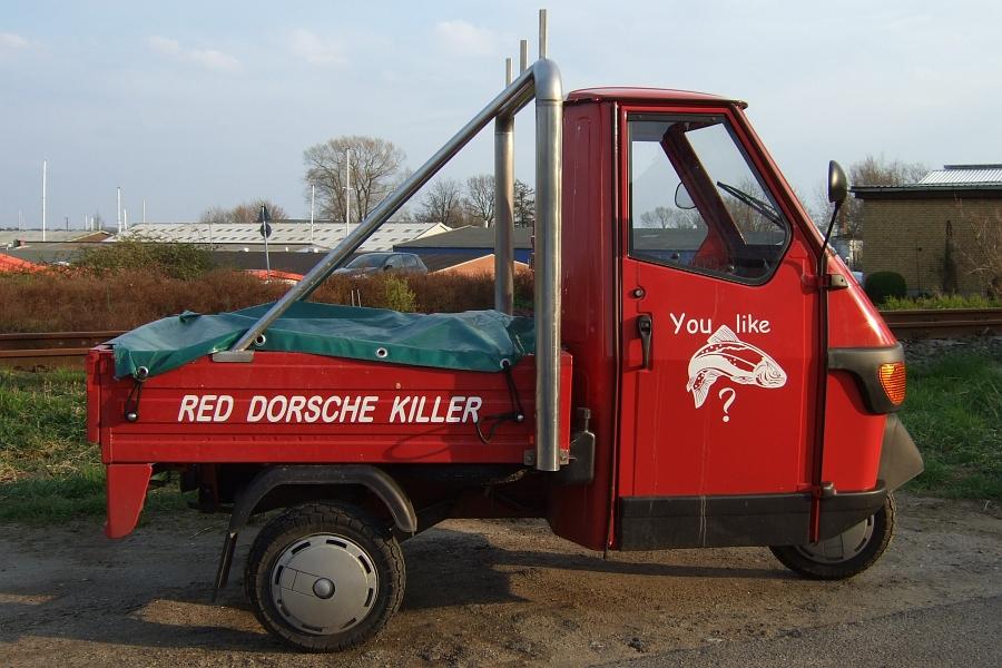 Kappeln - Red Dorsche Killer (2012)