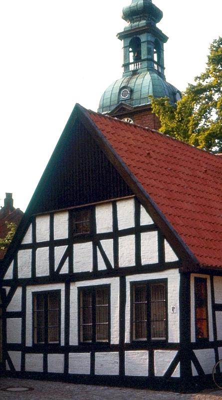 Kappeln - Fachwerkhaus