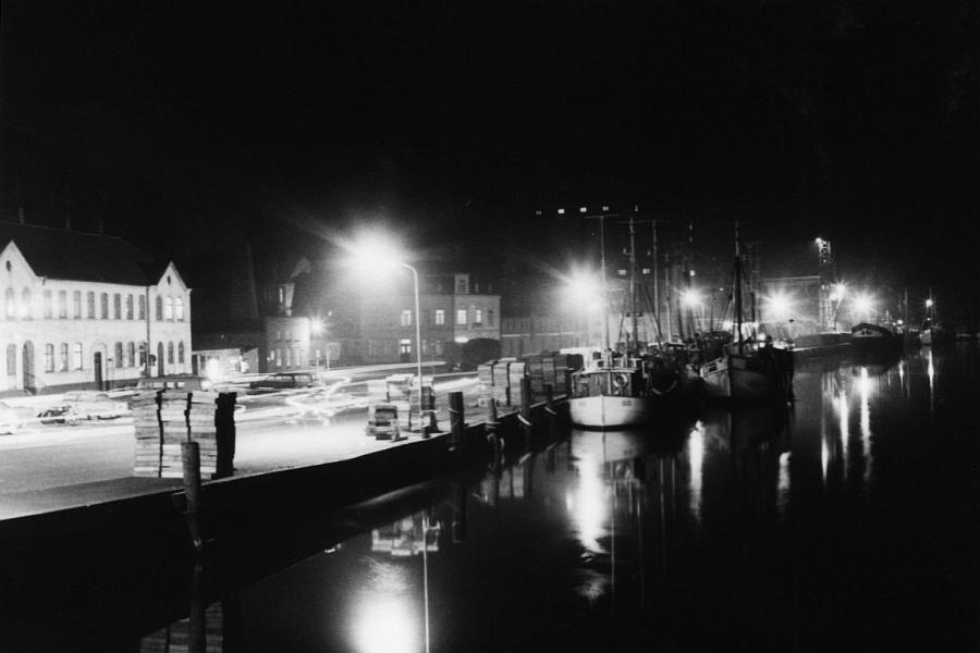 Kappeln - Nachtaufnahme (1968)