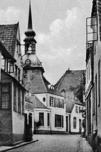 Poststraße/Kehrwieder (1958)