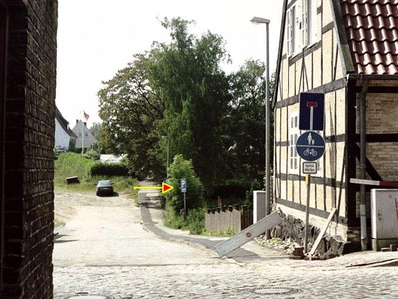 Kappeln - Prinzenstraße / Feldstraße