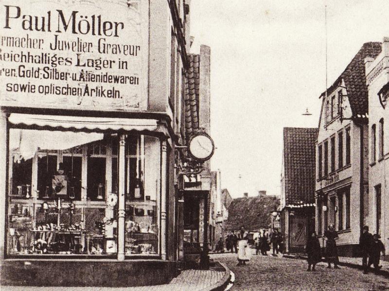 Kappeln - Paul Möller - Mühlenstraße 20