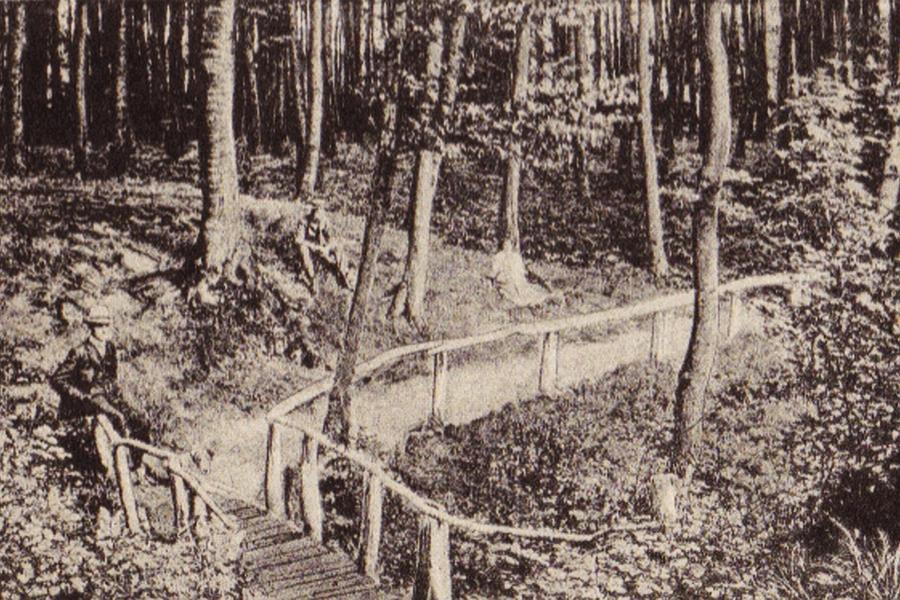 Kappeln - Teufelsbrücke (1914)