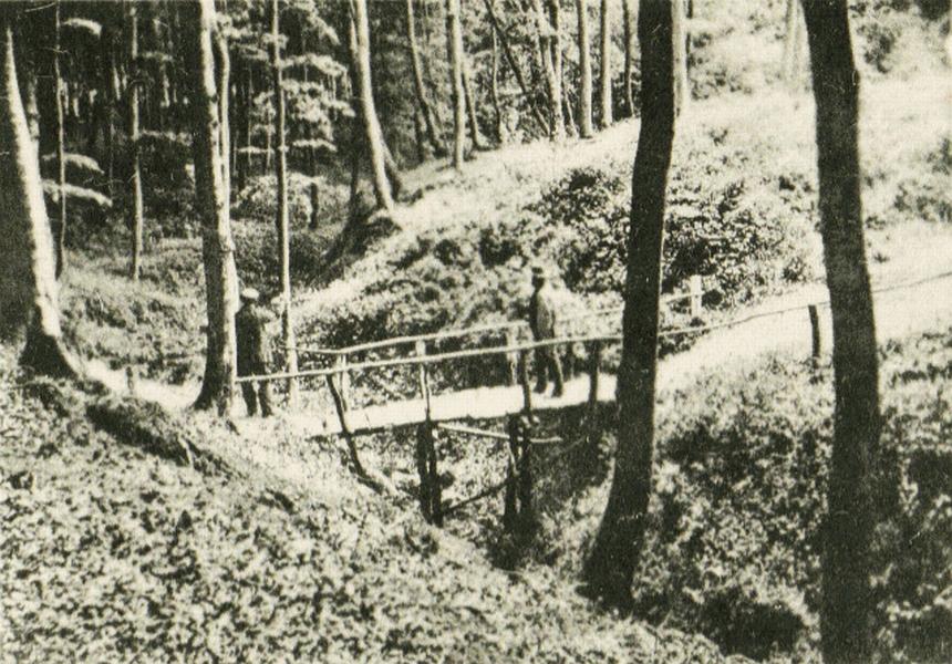 Kappeln - Teufelsbrücke (1899)