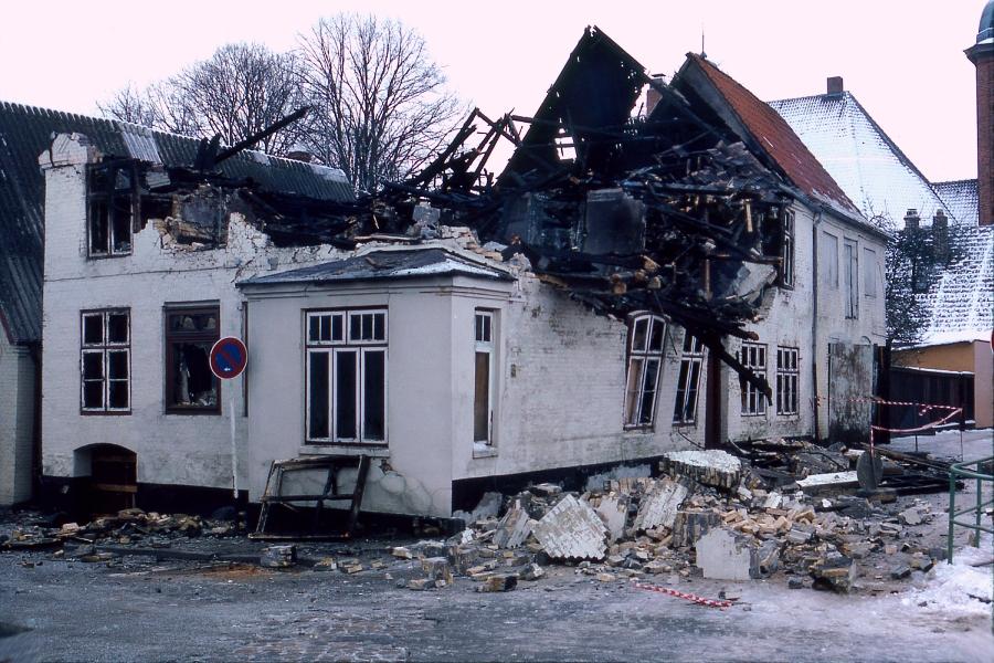 Dehnthof 9 - Foto: Fritz Reinhardt (1981)