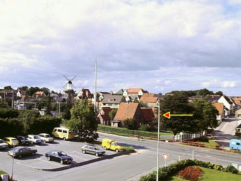 Kappeln - Umgehungsstraße / Feldstraße