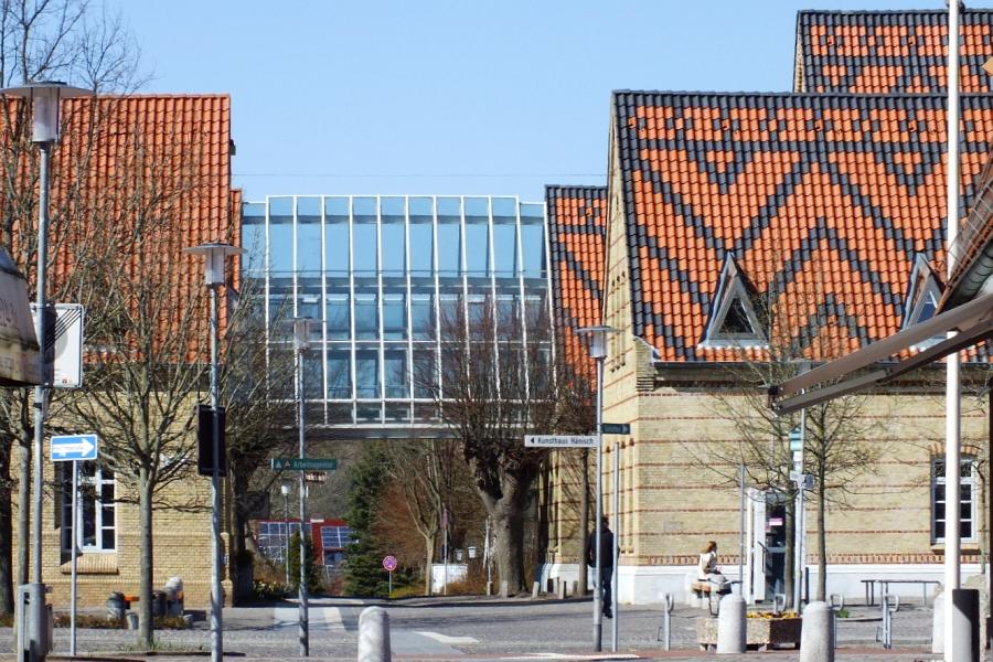 Kappeln - Rathaus - Foto: Dieter Tikovsky (2013)