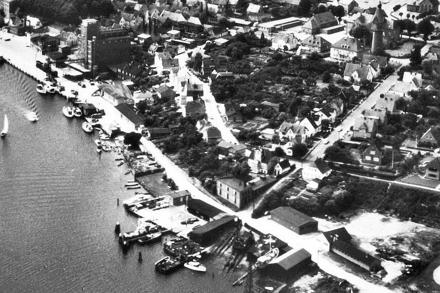 Kappeln - Nordhafen (60er-Jahre)