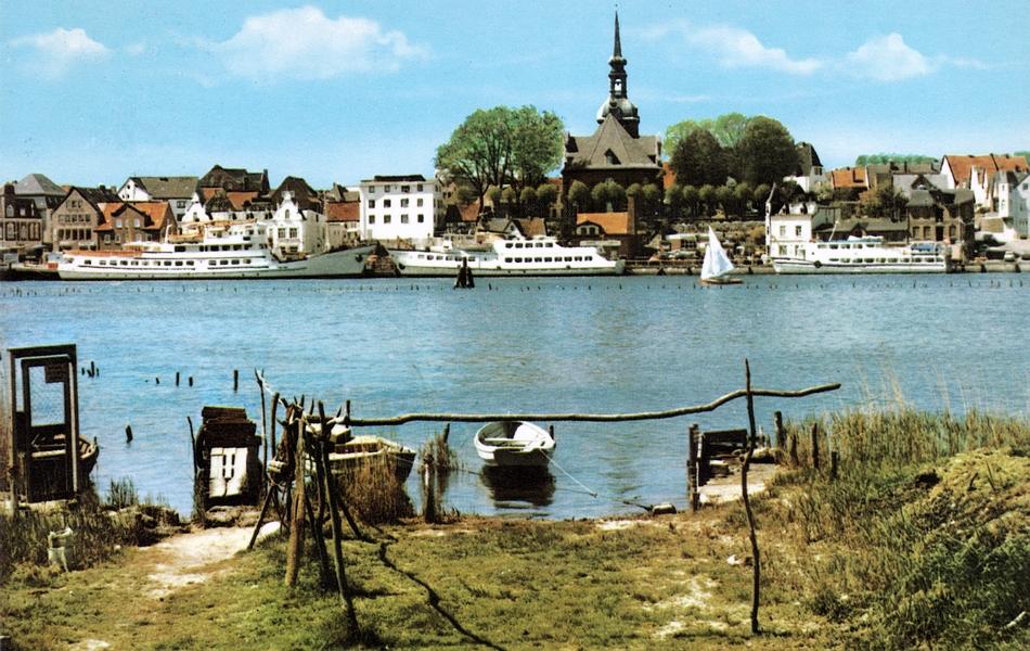 Ellenberg - Ansichtskarte (Poststempel 1978)