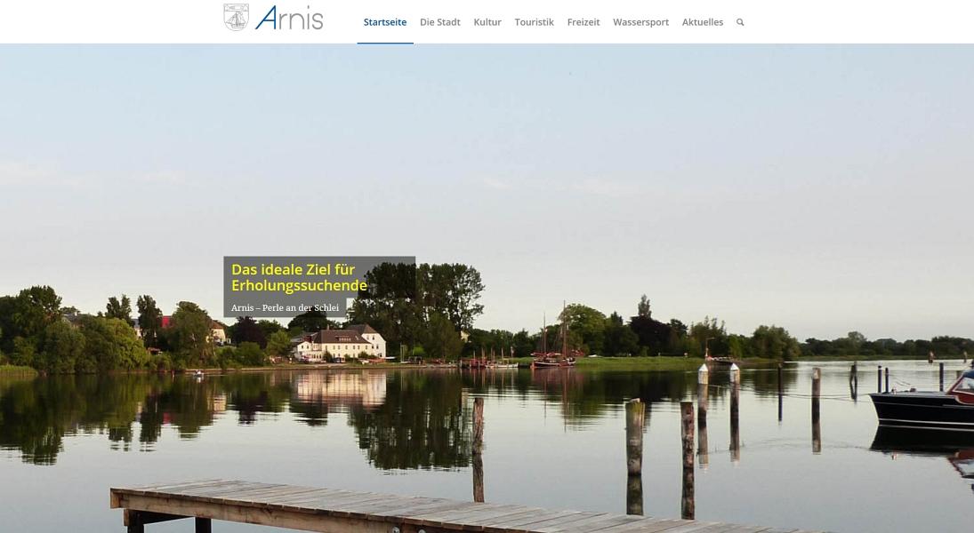 Sundsacker - Arnis-Homepage 2020