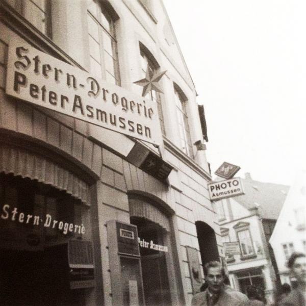 Kappeln - Drogerie Asmussen (1957)