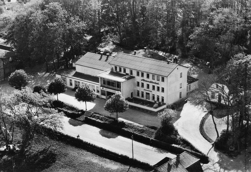 Kappeln - Srtrandhotel - Sechziger Jahre